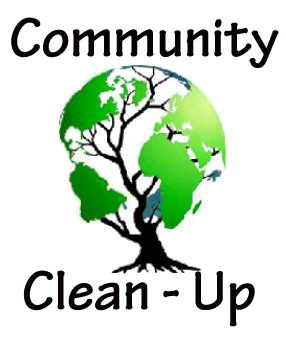 Community Clean-up logo