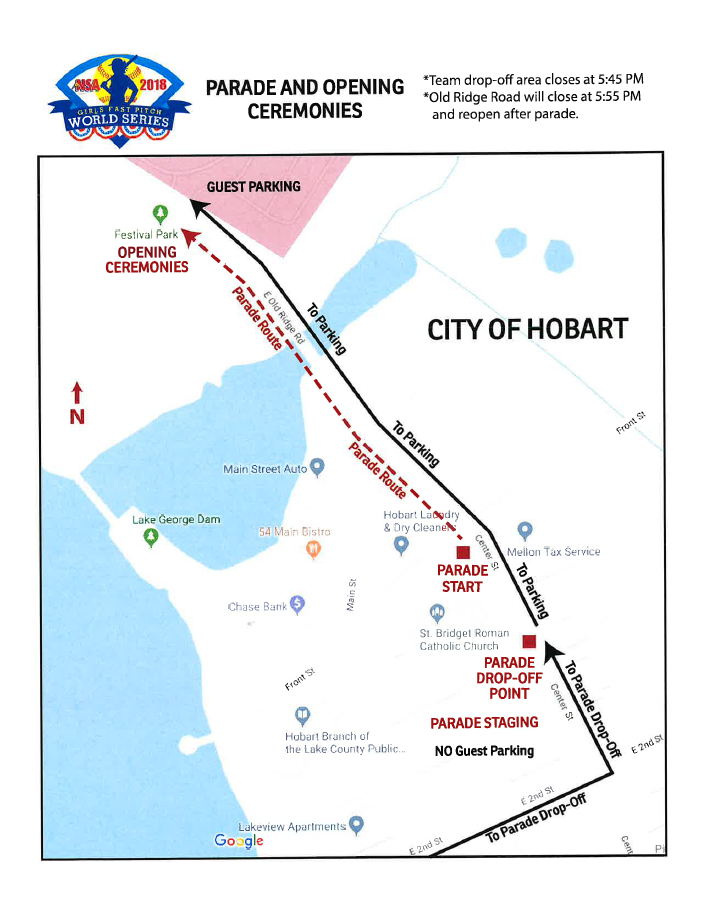 hobart in official website special events